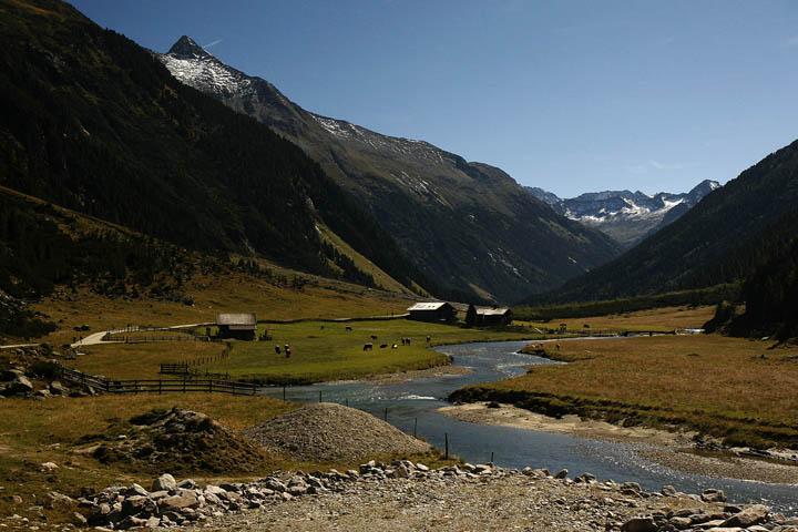 Dolina alpejska