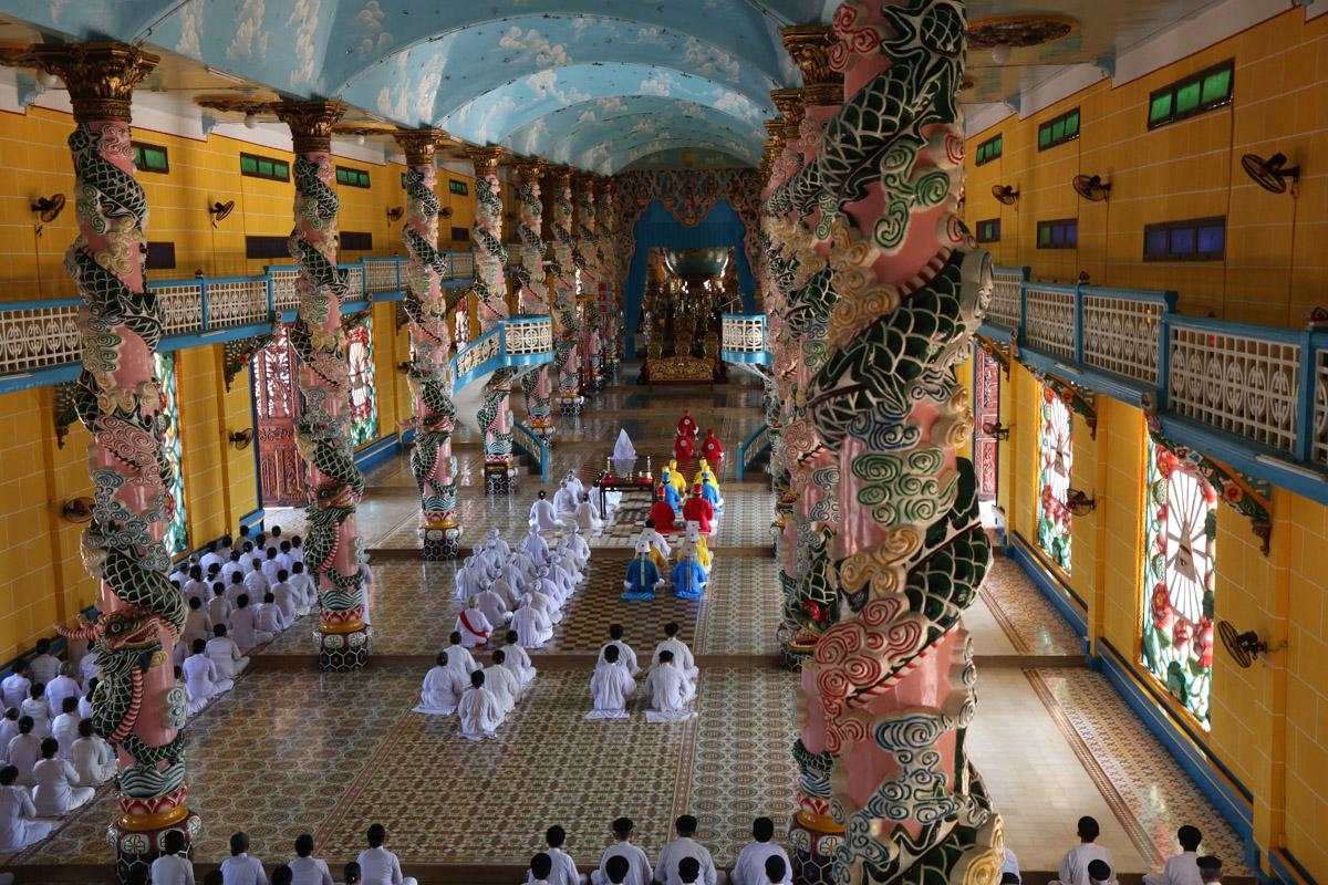Świątynia kaodaistyczna