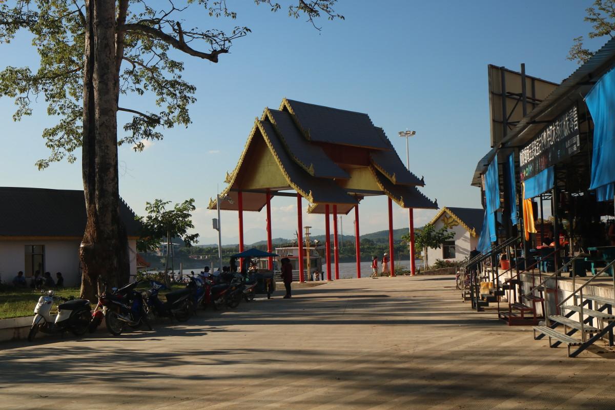 Laos -przystań
