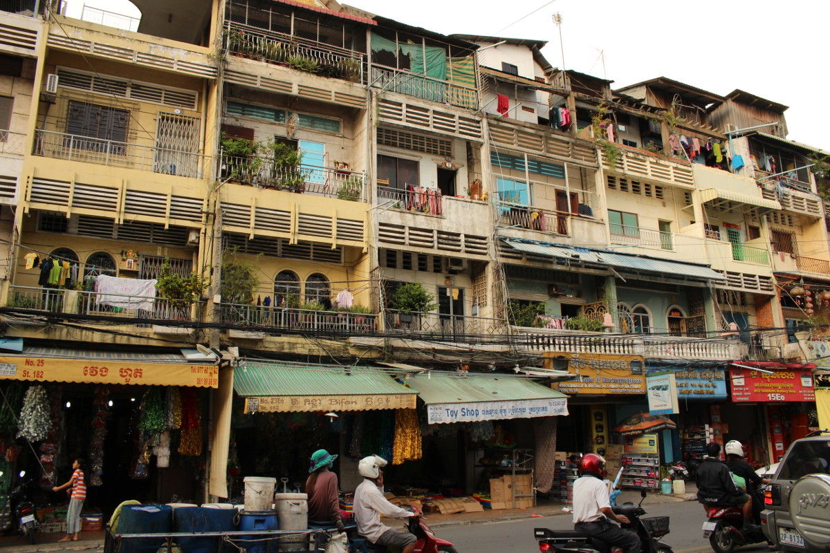 Phnom Penh (stolica)