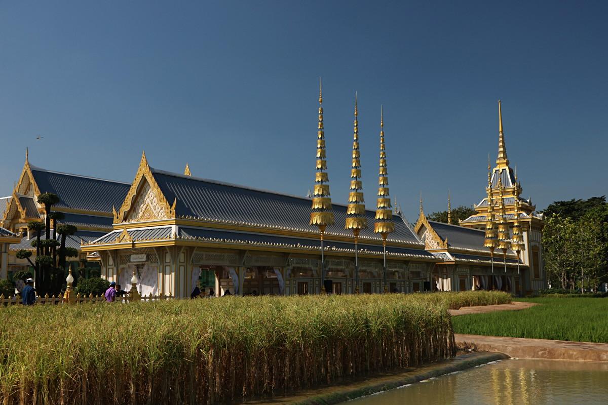 Bangkok - Grand Palace i Wat Pho
