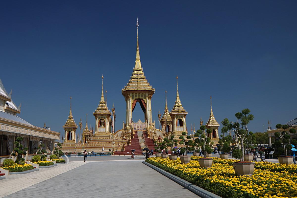 Bangkok – Grand Palace i Wat Pho