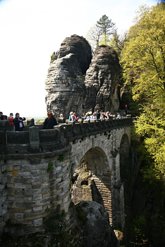 Most Bastei