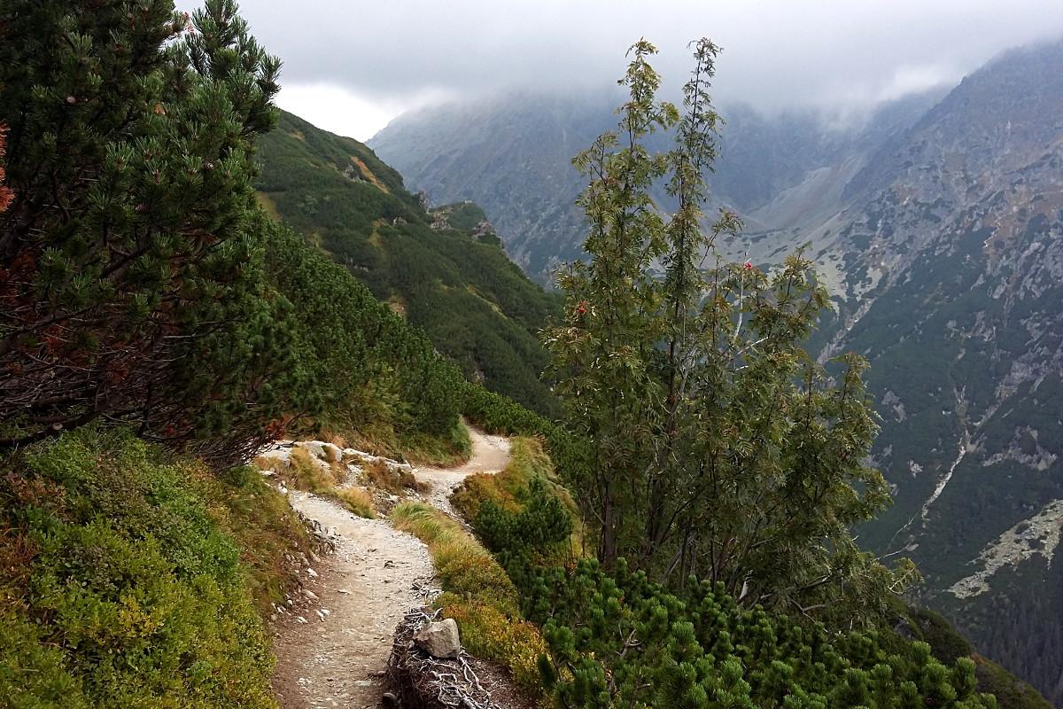 Szlak przez Świstówkę
