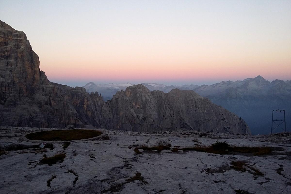 Dolomity Brenta Bocchette Centrali