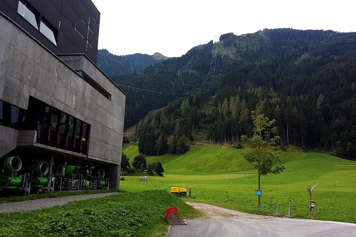 Ahornspitze 2973m. n.p.m