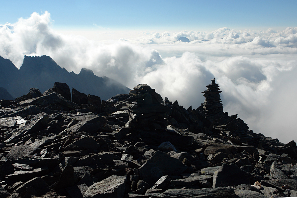 Wysokie Taury - Rauhkopf 3.070m n.p.m.