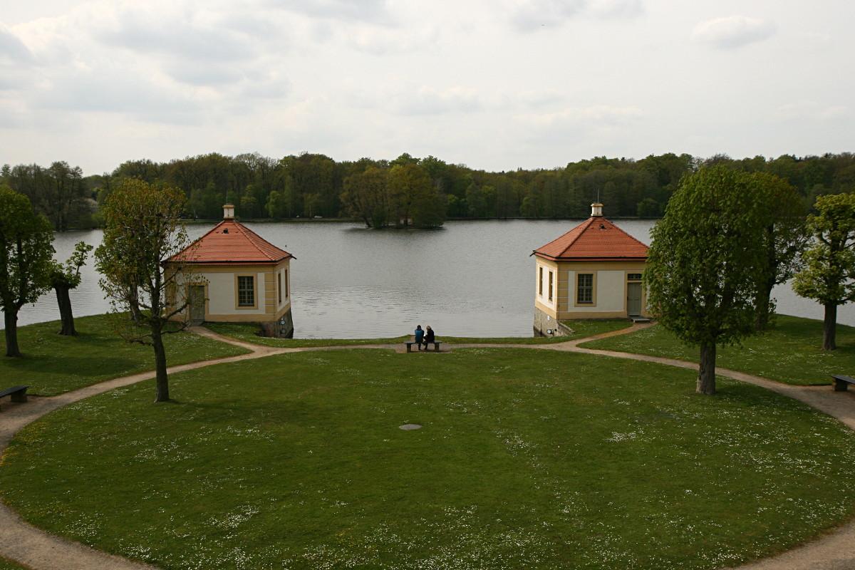 Pałac Moritzburg