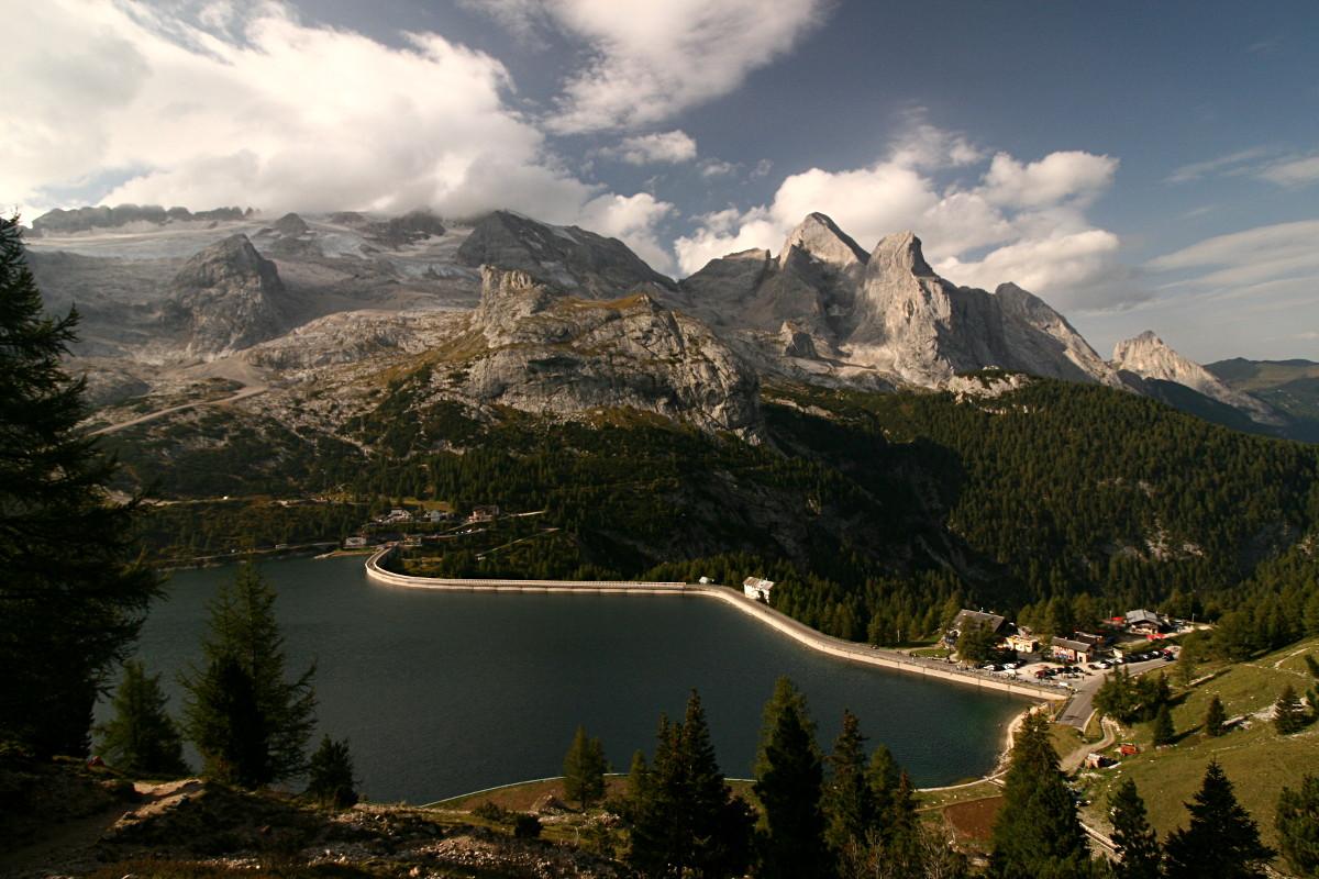 Dolomity - Ferrata Trincee