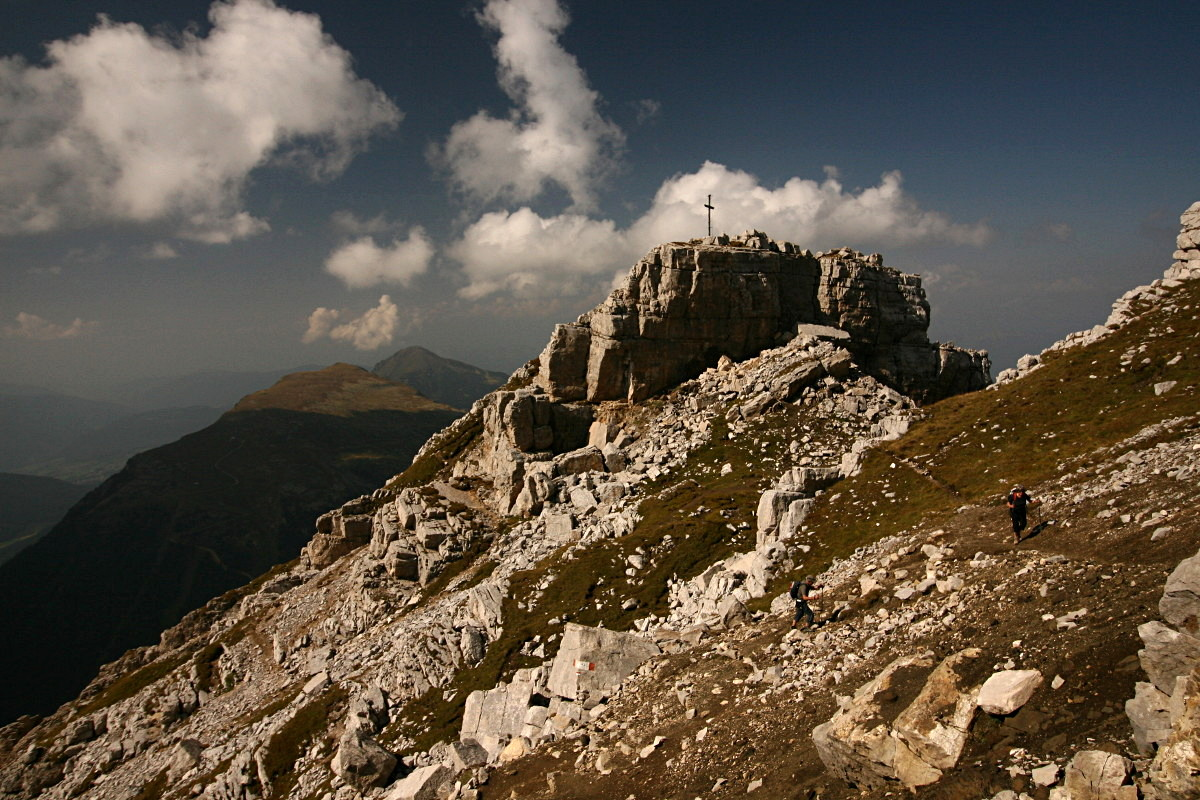 Dolomity - Masyw Latemar