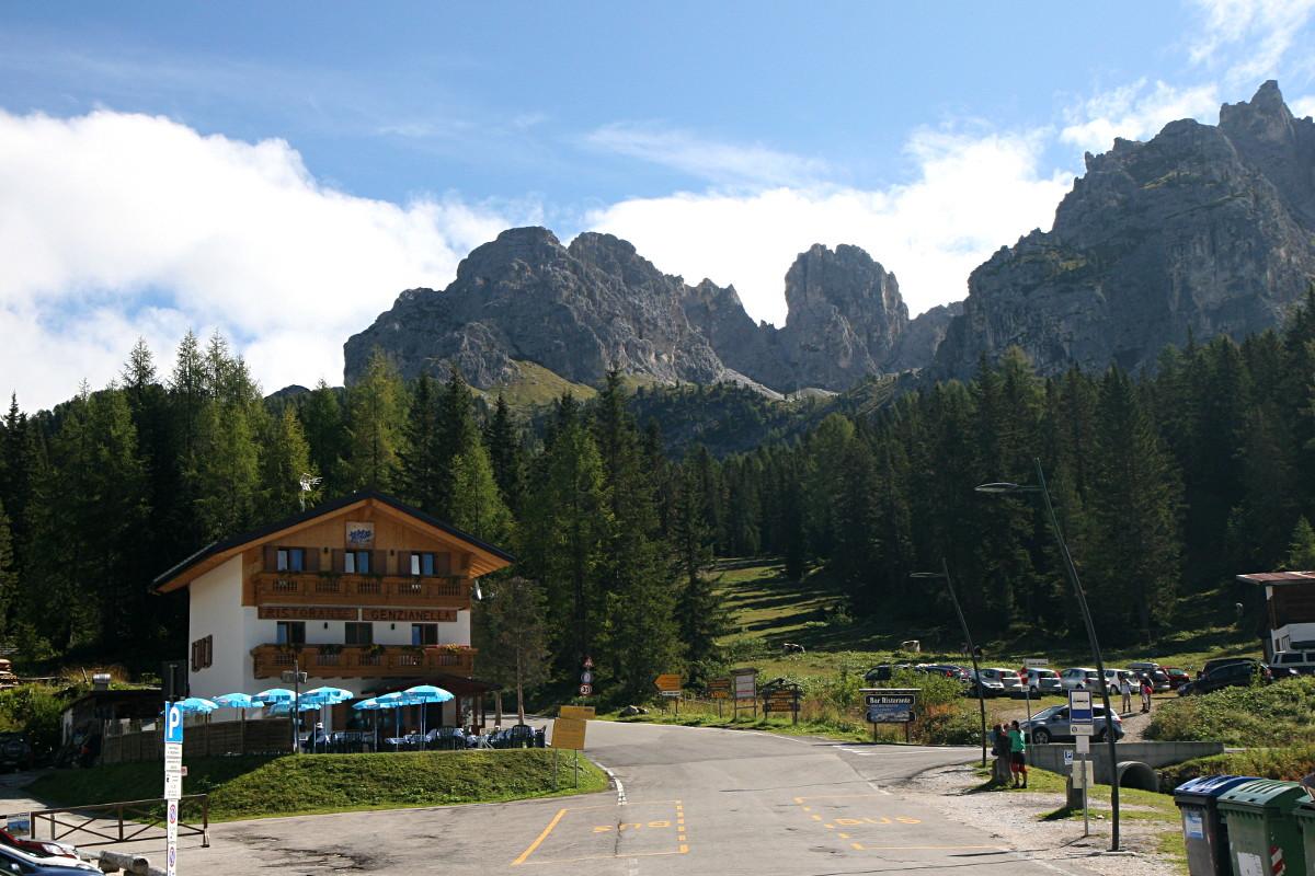 Park Narodowy Tre Cime di Lavaredo