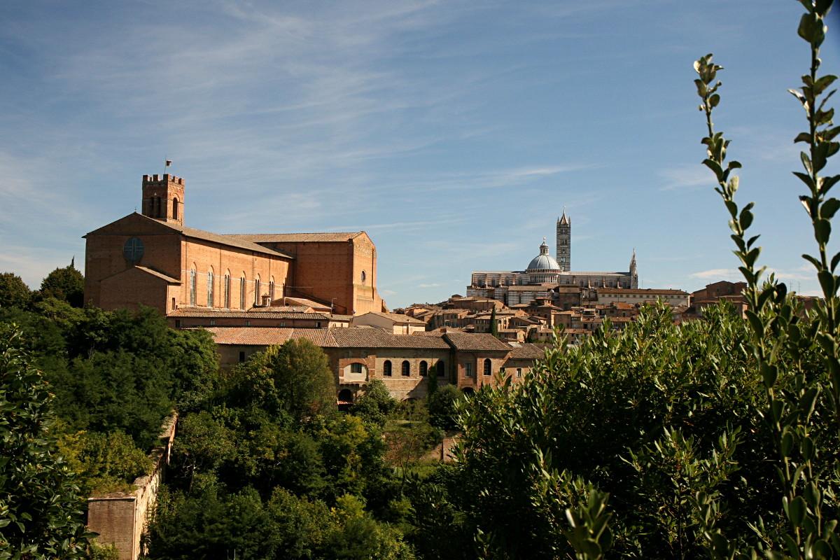 Toskania i Siena