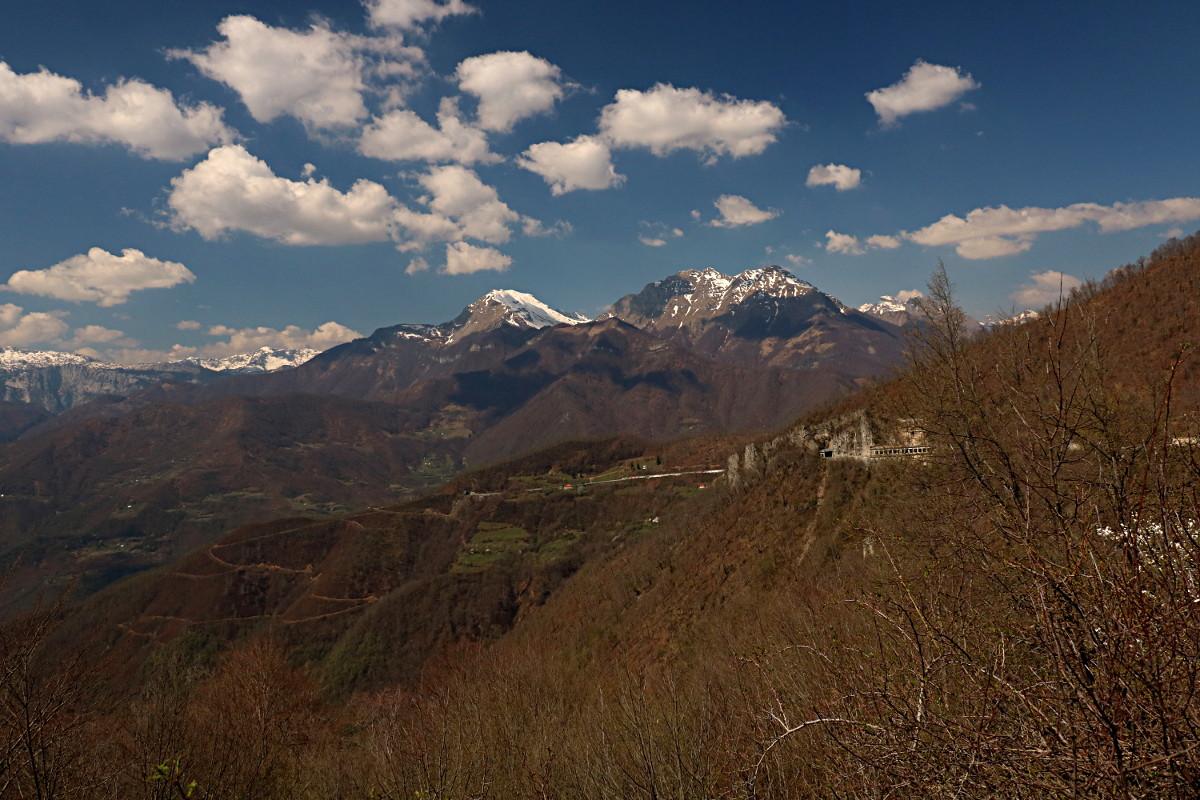 Ponownie widoki na góry