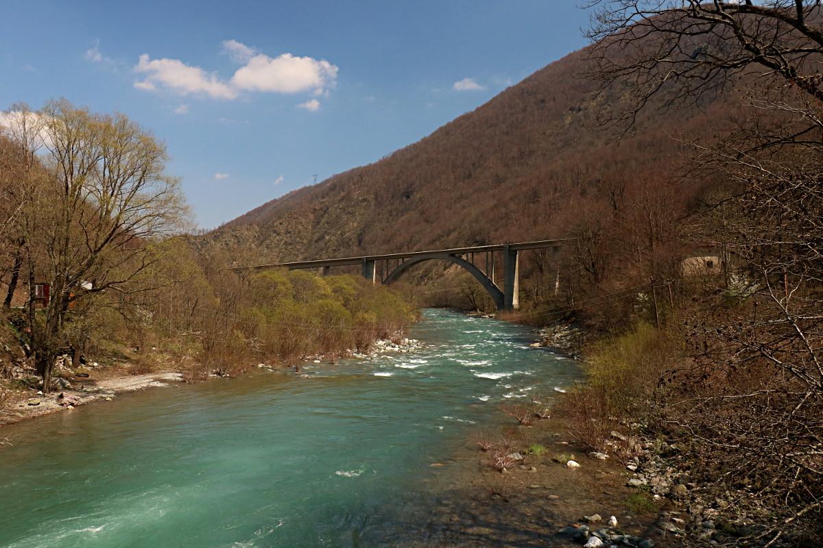 Rzeka Moraca