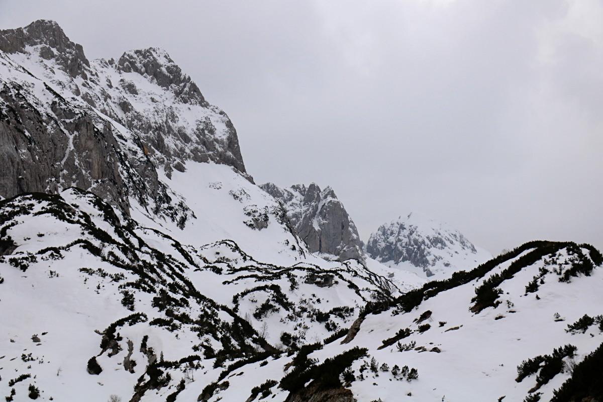 Góry Durmitor - przełęcz