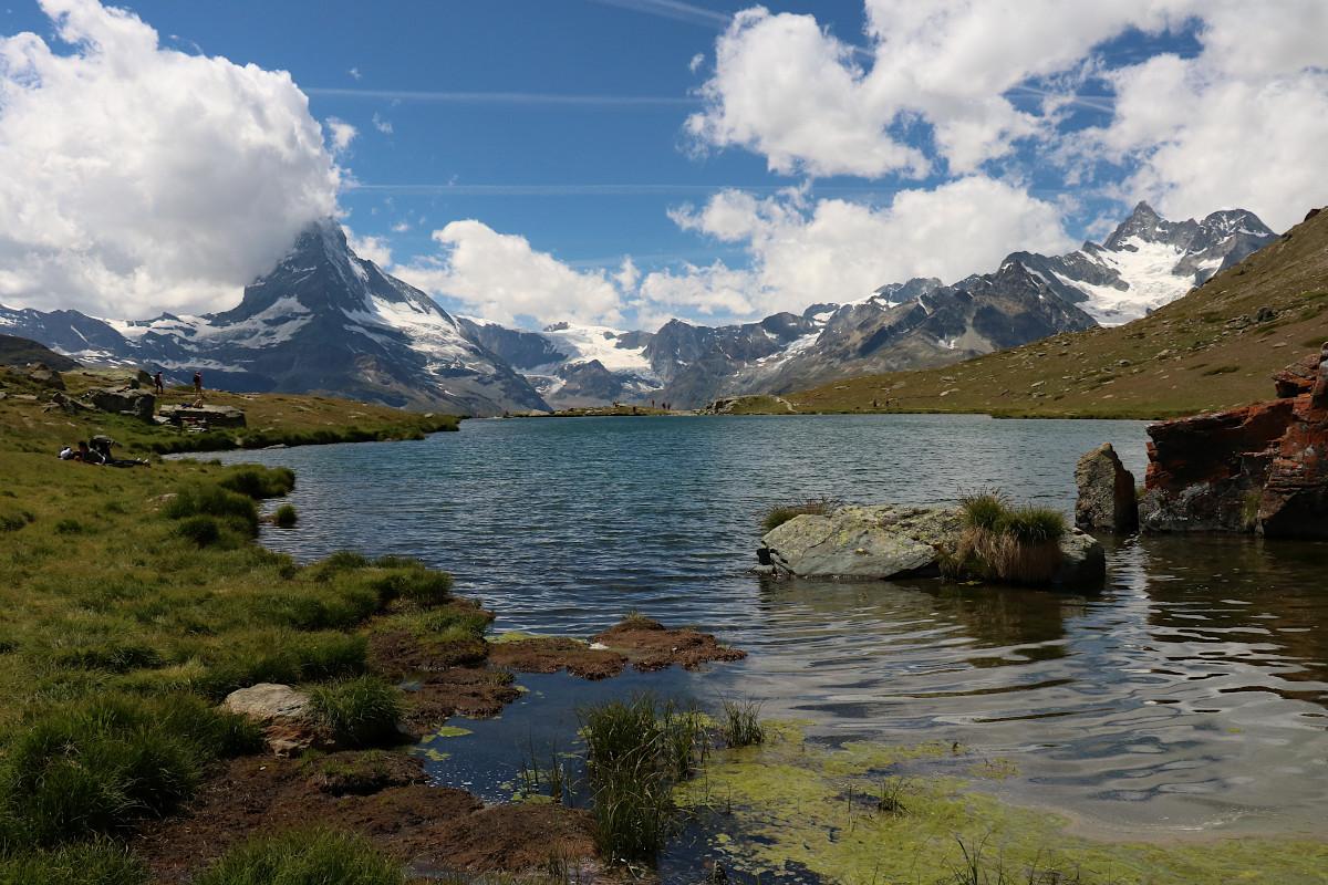 Zermatt – szlak pięciu jezior